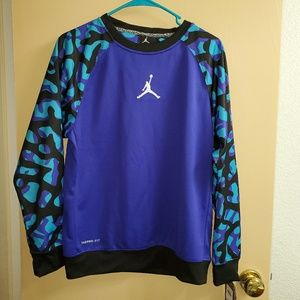 🆕 Boy's Jordan Pullover Sweatshirt XL